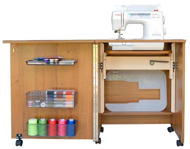 Пневмолифт для швейной машины своими руками